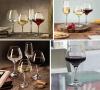 Набор 6 фужеров Pasabahce Risus для шампанского 195мл, стеклянные бокалы