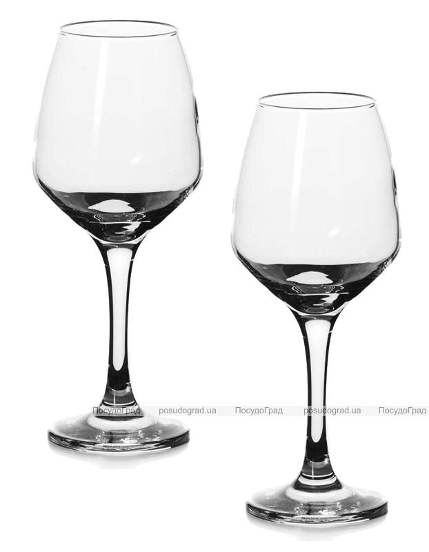 Набор 12 фужерів Isabella для білого вина 350мл (винки)