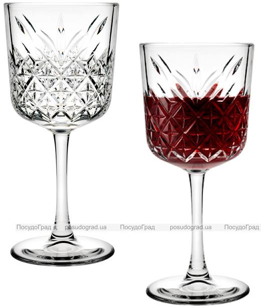 Набор 12 фужеров Pasabahce Timeless 330мл для вина
