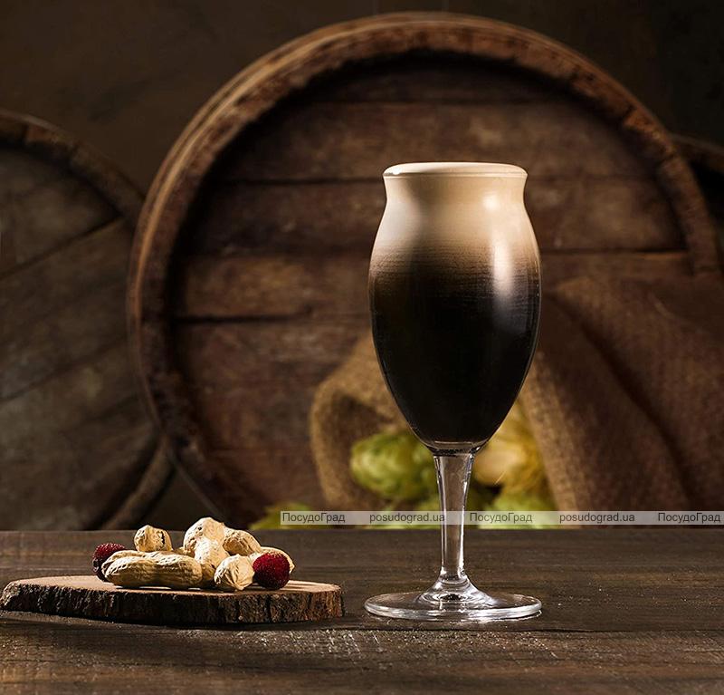 Набір 6 келихів для пива Pasabahce Craft 410мл
