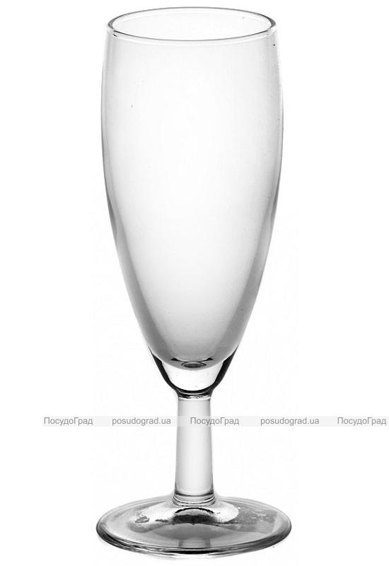 Набор 12 бокалов Banquet для шампанского 155мл