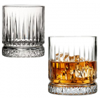 Набір 4 сокових склянки Elysia 210мл, скляні