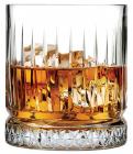 Набір 12 стаканів для віскі Elysia 355мл, скляні