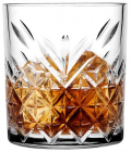 Набір 4 широких склянки Pasabahce Timeless 345мл