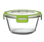Емкость для хранения продуктов Storemax 1050мл с защелкивающейся крышкой и силиконовым уплотнителем