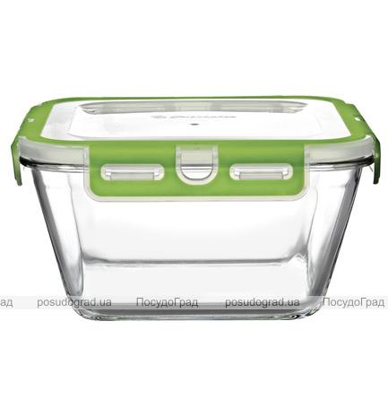 Емкость для хранения продуктов Storemax 2440мл с защелкивающейся крышкой и силиконовым уплотнителем