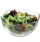 Велика скляна салатниця Toscana 4600мл