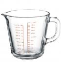Мерная кружка Miscellaneous 500мл (1 pint) стеклянная с ручкой