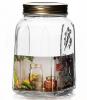 Банка для продуктов Homemade 1000мл с металлической крышкой