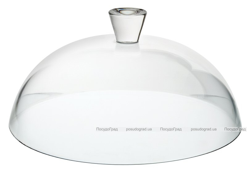 Крышка Patisserie стеклянная Ø30см куполообразная