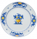 Блюдо круглое Vista Alegre VIANA Ø33см
