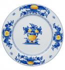 Тарілка фарфорова Vista Alegre VIANA обідня Ø26.5см