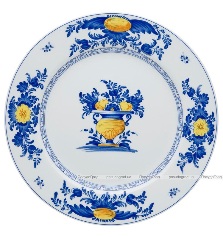 Тарелка фарфоровая Vista Alegre VIANA обеденная Ø26.5см
