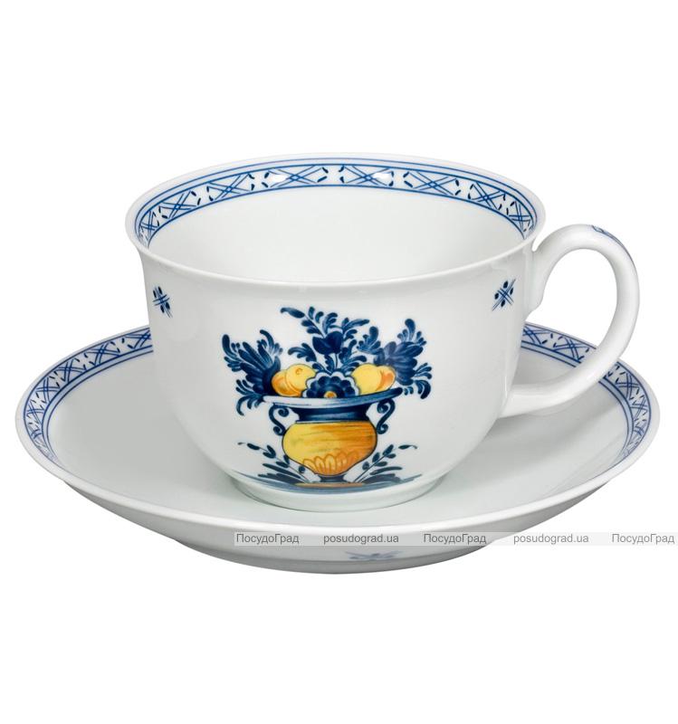 Чайная пара Vista Alegre VIANA чашка 270мл с блюдцем