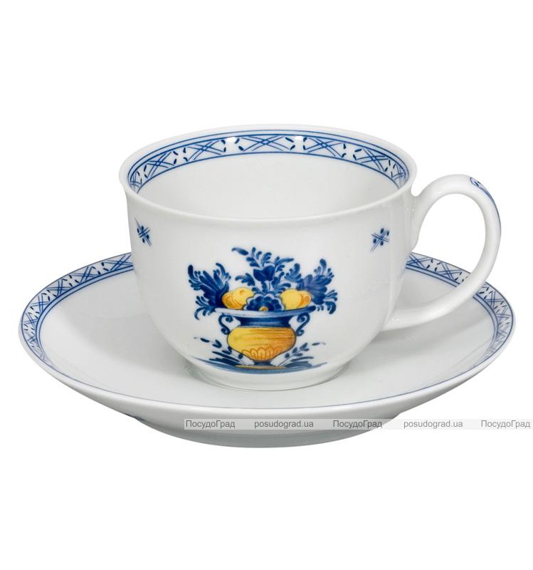 Кофейная пара Vista Alegre VIANA чашка 100мл с блюдцем
