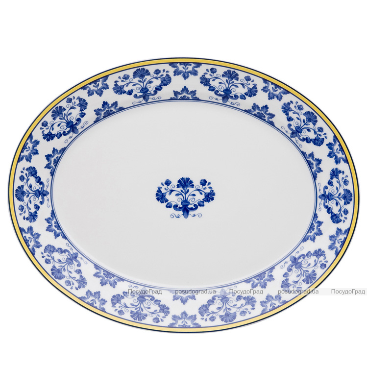 Блюдо овальное Vista Alegre CASTELO BRANCO 30см