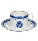 Чайная пара Vista Alegre COZINHA VELHA чашка 180мл с блюдцем
