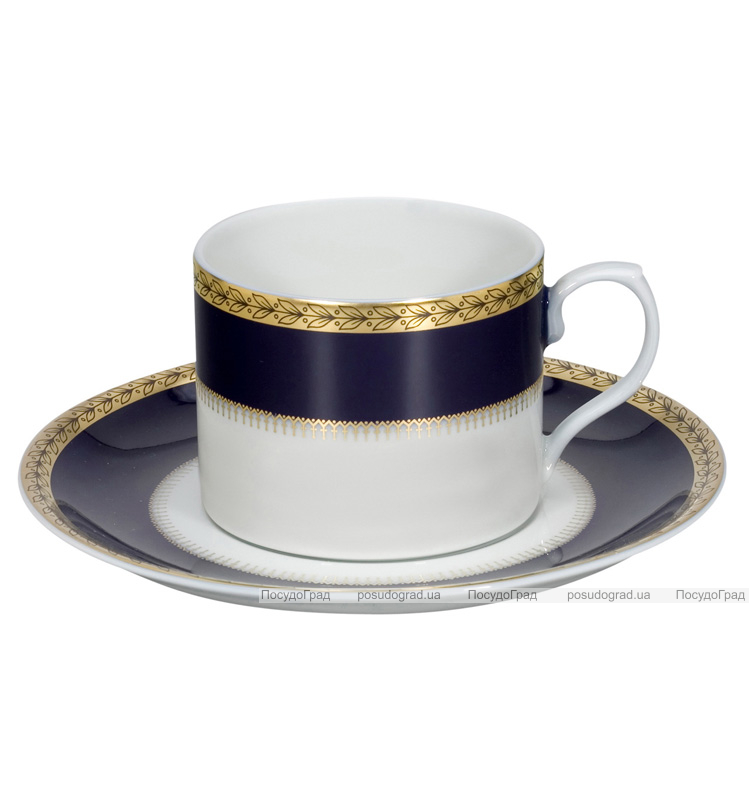 Чайная пара Vista Alegre BREST чашка 180мл с блюдцем