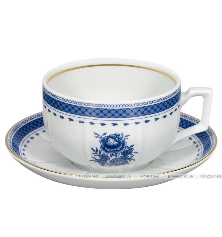 Чайный набор Vista Alegre COZINHA VELHA 2 чашки 325мл с блюдцами