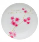 Набор 4 фарфоровых тарелки Vista Alegre ARIGATO суповые Ø19см