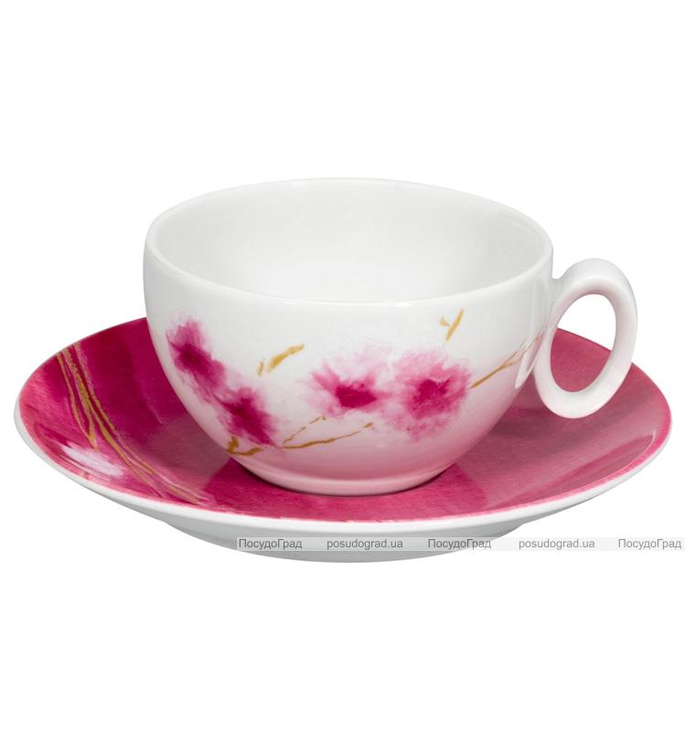 Чайный набор Vista Alegre ARIGATO 4 чашки 240мл и 4 блюдца