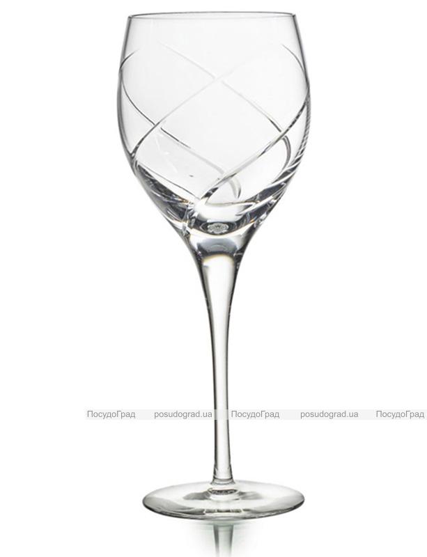 Набор 4 хрустальных бокала Atlantis Crystal VIOLINO 435мл для воды