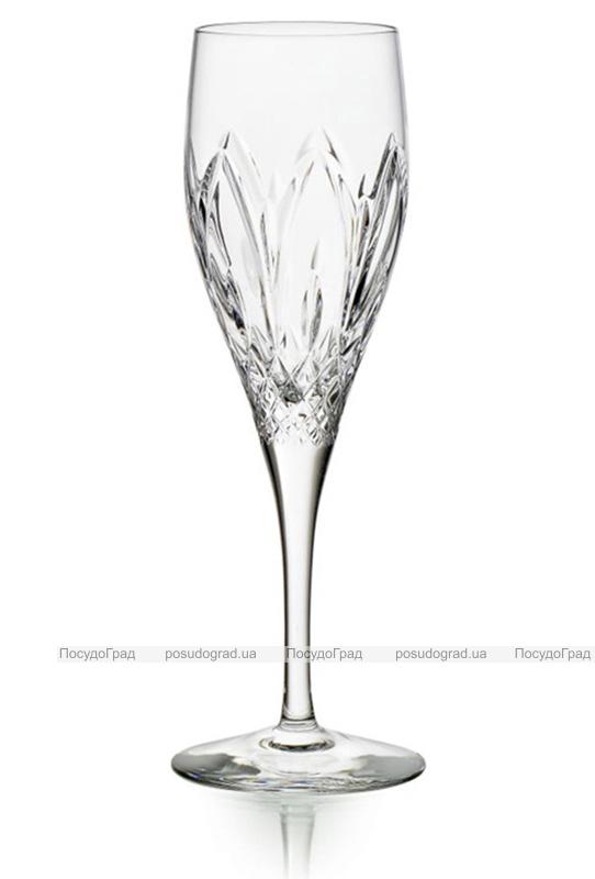 Набор 4 хрустальных фужера Atlantis Crystal CHARTRES 180мл для шампанского
