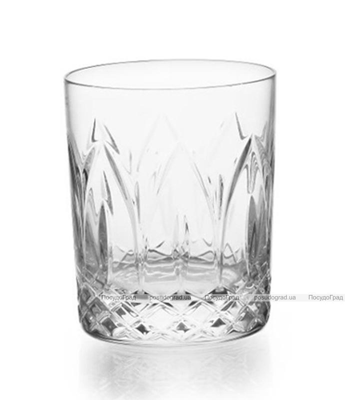 Набор 4 хрустальных стакана Atlantis Crystal CHARTRES 350мл