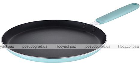 Сковорода для млинців Renberg Rival Ø24см, індукційна, м'ятна