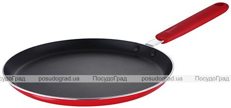 Сковорода для млинців Renberg Rival Ø24см, індукційна, червона