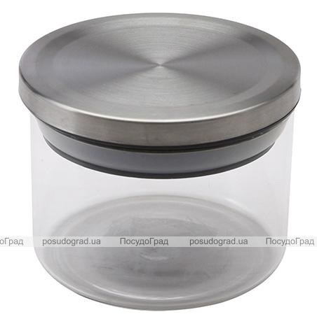 Банка Renberg Aivar для продуктов и специй 350мл стеклянная