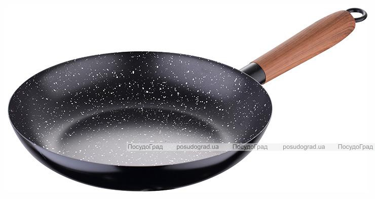Сковорода Renberg Majori Ø28см, углеродистая сталь+антипригарное покрытие