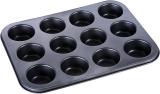 Форма для маффинов Renberg Currant 12 ячеек, антипригарное покрытие