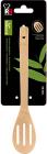 Ложка кухарська з прорізами Renberg Natural life 30см, бамбук