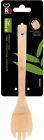 Виделка кухарська Renberg Natural life 30см, бамбук