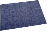 Килимок сервірувальний Renberg Vinyl Rug 30х45см, синій вініл