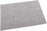 Килимок сервірувальний Renberg Vinyl Rug 30х45см, кремово-сірий вініл