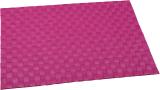 Килимок сервірувальний Renberg Ferrara 30х45см з поліестеру, рожевий