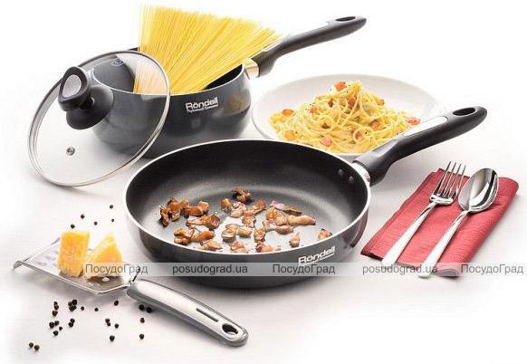Сковорода Rondell Delice Ø24см с антипригарным покрытием Daikin
