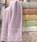 Набор 6 полотенец Pupilla Bamboo ELIT 50х90см (лицевые), бамбук