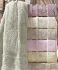 Набор 6 полотенец Pupilla Class 70х140см (банные), бамбук