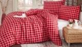 Комплект постельного белья Art of Sultana Herry Евро, байка (фланель)