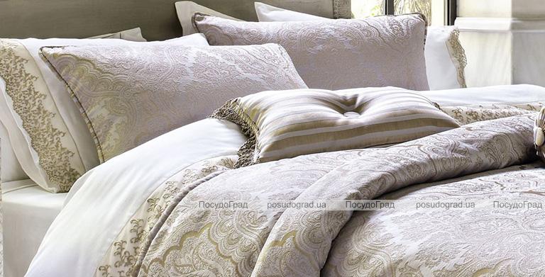 Покрывало Pepper Home Taylor 270х260см с наволочками и декоративными подушками, жаккард