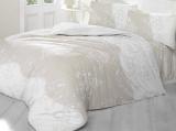 Комплект постельного белья Altinbasak Melina Bej Евро, ранфорс