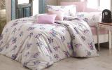 Комплект постельного белья Altinbasak Gliselle Lila Евро, ранфорс