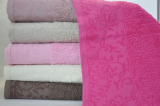 Набор 6 махровых полотенец Sweet Dreams M5 50х90см (лицевые)