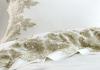 Комплект постільної білизни Pepper Home BELARIS NT Gold (євро) сатин з мереживом