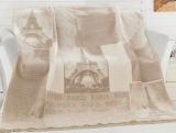 Плед Art of Sultana 200х240 Євро М16024, бавовна