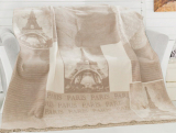 Плед Art of Sultana 200х240 Евро М16024, хлопок