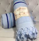 Рушник пляжний By IDO Blue 90х170см, махра
